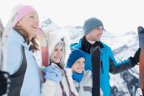 Comment choisir une station de ski adaptée aux familles ?