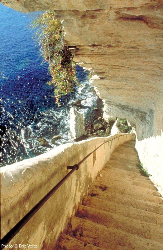 escalier du roi aragon bonifacio