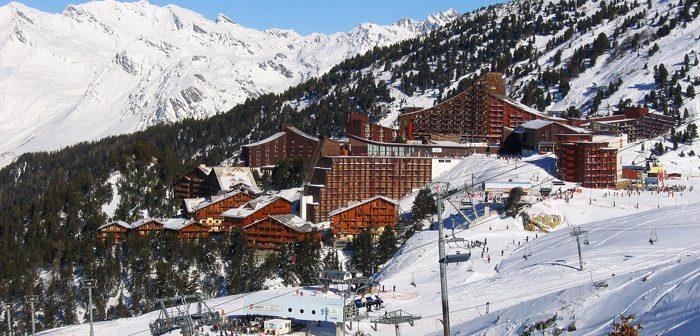 ARC 2000 : la station de ski des sportifs