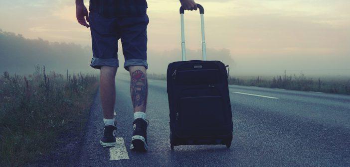 Week-end : 5 conseils pour bien faire sa valise