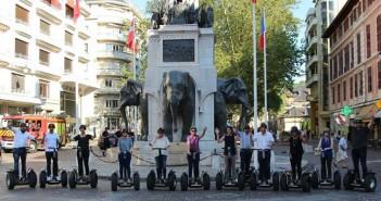 chambery city tour segway